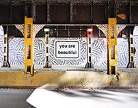 Share #yabsticker Mural