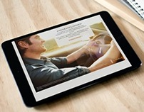 Ford + Lincoln Landing Pages