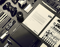 Happa Studios: Stuff Around the Office