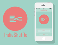 Indie Shuffle Redesign