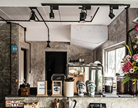 "Interior Design ""Sri Brown cafe"" photo by tmz's photogr"