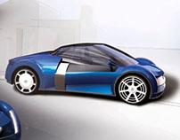 Peugeot RCZ redesign