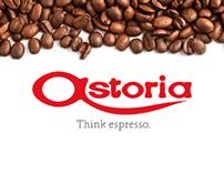 ASTORIA COFFEE   BROCHURE