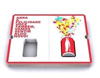 Livro Abra a Felicidade   Coca-Cola