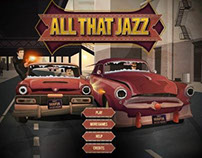 All that jazz - Game design