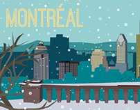 Montreal Winter 2013