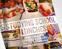 NYT Magazine: Studying School Lunches