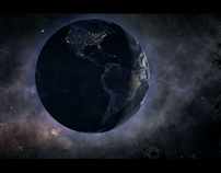 Space - Matte painting