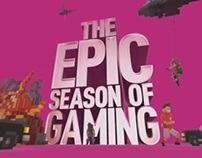 GAME's Epic Season of Gaming - The Drop