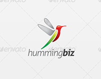 Humming Biz - Logo Template $29