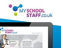 MySchoolStaff Website