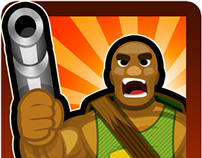 'Tiny Soldiers / Mega War' Mobile Game Assets