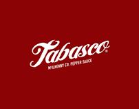 Tabasco Packaging & Re-Brand