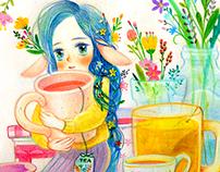 A Mug of Sweet Tea