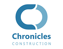 Logo design for Chronicles Construction