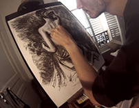 TIMELAPSE DRAWING