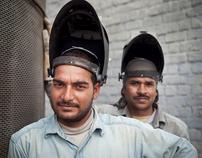 At Work Portraits