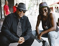 DAZED Head2Head: Dev Hynes x Jimmy Jam