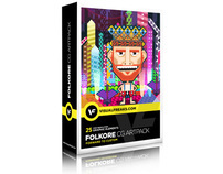 FOLKORE GRAPHIC PACK