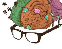 Nerd's Brain