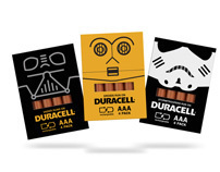Duracell Promo Packaging