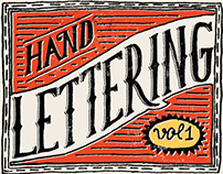 Hand Lettering Vol. 1