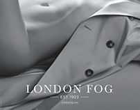 London Fog for PlayBoy 60 Years