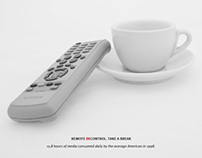 Remote DEcontrol. Take a break