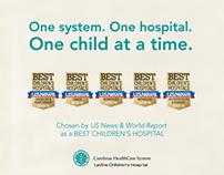 U.S. News & World Report - Carolinas HealthCare System