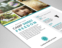 Camp Sweet Freedom - Carolinas Healthcare System