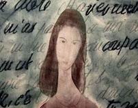 Modi - Music Video, Animated Pictures of Modigliani
