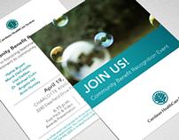 Community Benefit Recognition Event Campaign