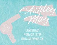 Ashley May Logo