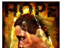 Painting - Hope 4 Change