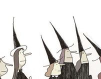 La última bruja (viñetas)