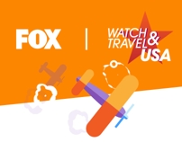 FOX - WATCH & TRAVEL USA