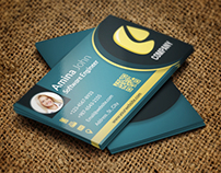 Corporate Business Card Template Vol_1 - S/W Engineer