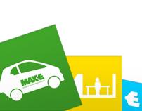 Max-E Electric Car Hire