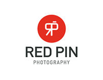 RED PIN PHOTOGRAPHY LOGO