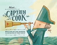 Chris Nixon + Meet Captain Cook