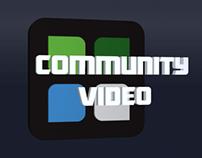 IndieGameStand 'Community Video' Splash Screen