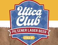 Utica Club Promotional Campaign