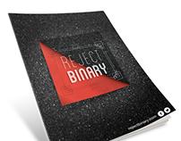 Reject Binary Magazine Ad