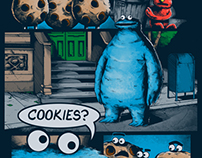 The Day the Cookies Crumbled