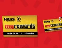 Pilot Rewards Card Gas Program