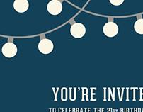Invites w/ Tyler