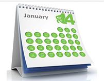 HumanCapital 2014 Calendar