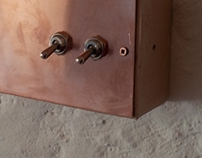 Surface mounted electrical boxes