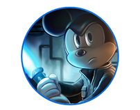 Mickey Mouse in Star Squabble