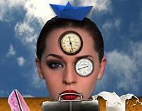 Surreal Representation of the Mind Artwork